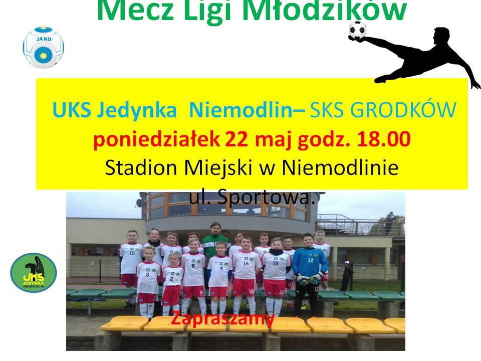 Mecz Ligi Młodzików grod1.jpeg