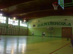 Galeria Obóz koszykówka