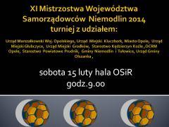 XI Mistrzostwa Województwa Samorządowców  Niemodlin 2014.jpeg