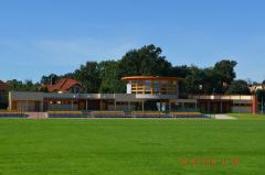 Galeria stadion  w obiektywie