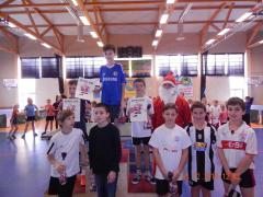 Galeria Mikołaj kosz i tenis